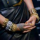 Rihanna attends Fenty Beauty launch in Milan on April 5, 2018 Fairy Bomb