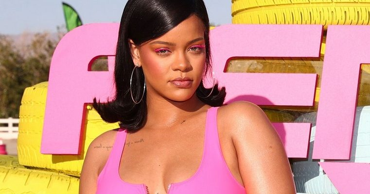 Rihanna takes over Coachella with FENTYxPUMA