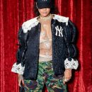 Rihanna at Gucci Wooster store opening in New York on May 5, 2018 Event
