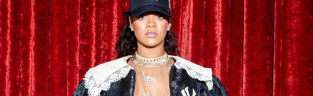 Rihanna attends Gucci store opening in New York