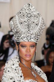 Rihanna Met Gala 2018 Maison Margiela
