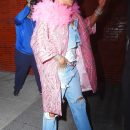 Rihanna out in New York City on May 5, 2018 Candids