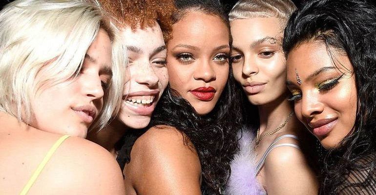 Meet Savage x Fenty Squad Models & Influencers