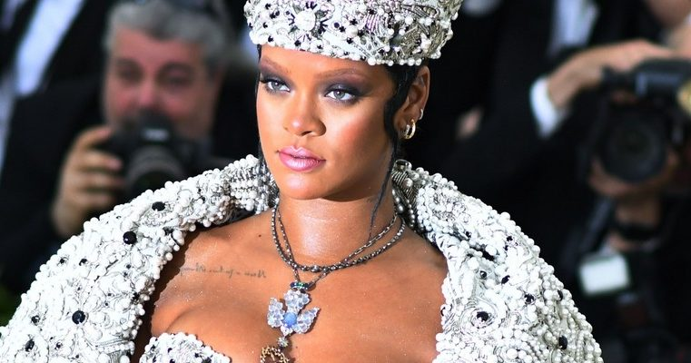 Rihanna wins the 2018 Met Gala