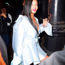 Rihanna arrives at Clara Lionel Foundation benefit on June 6, 2018 pictures