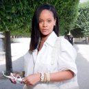 Rihanna attends Louis Vuitton fashion show in Paris on June 21, 2018 Pictures