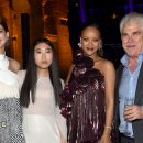 Rihanna attends Ocean's 8 premiere after party on June 5 in New York Anne Hathaway, Gary Ross, Awkwafina
