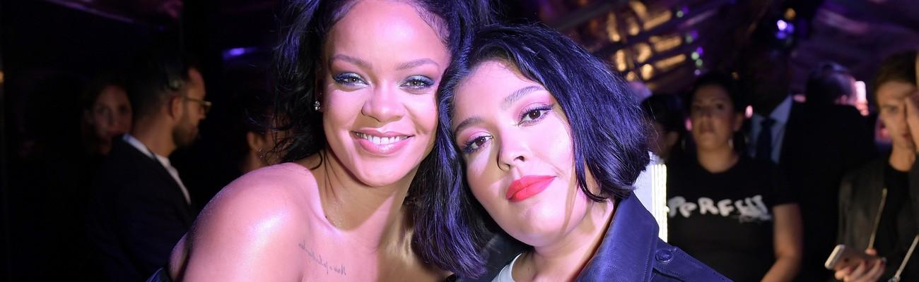 Make-Up artist Priscilla Ono talks working with Rihanna and Fenty Beauty