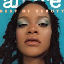 Rihanna covers Allure's October 2018 Issue