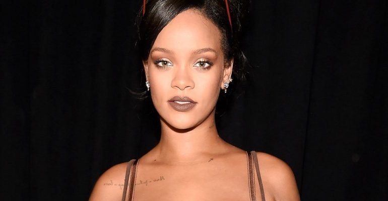 Rihanna talks womanhood and confidence
