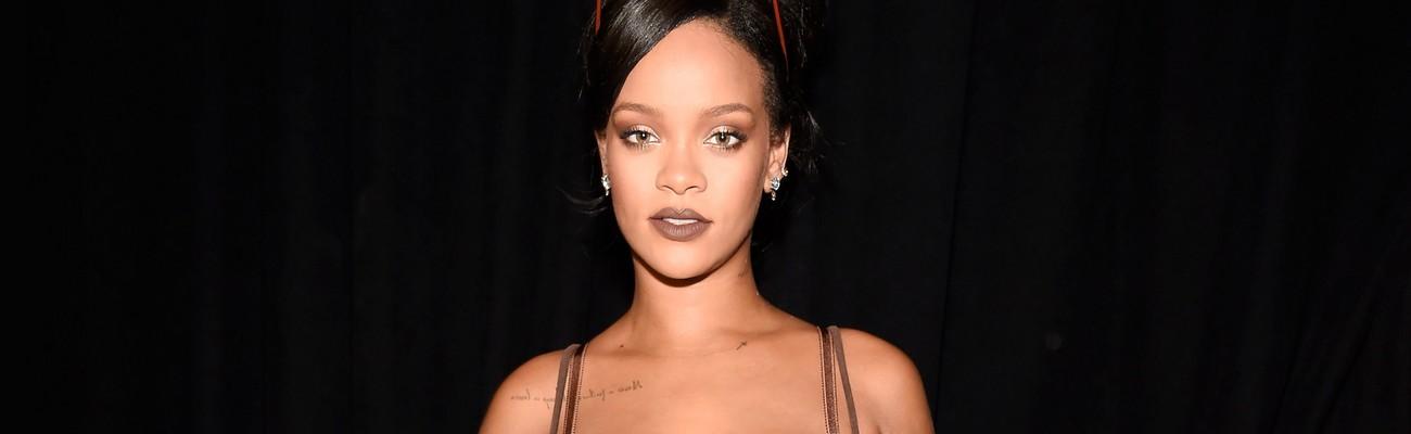 Rihanna talks womanhood and confidence