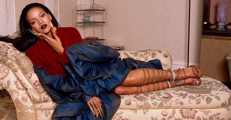 Fenty Beauty Artistry & Beauty Talk with Rihanna in Dubai