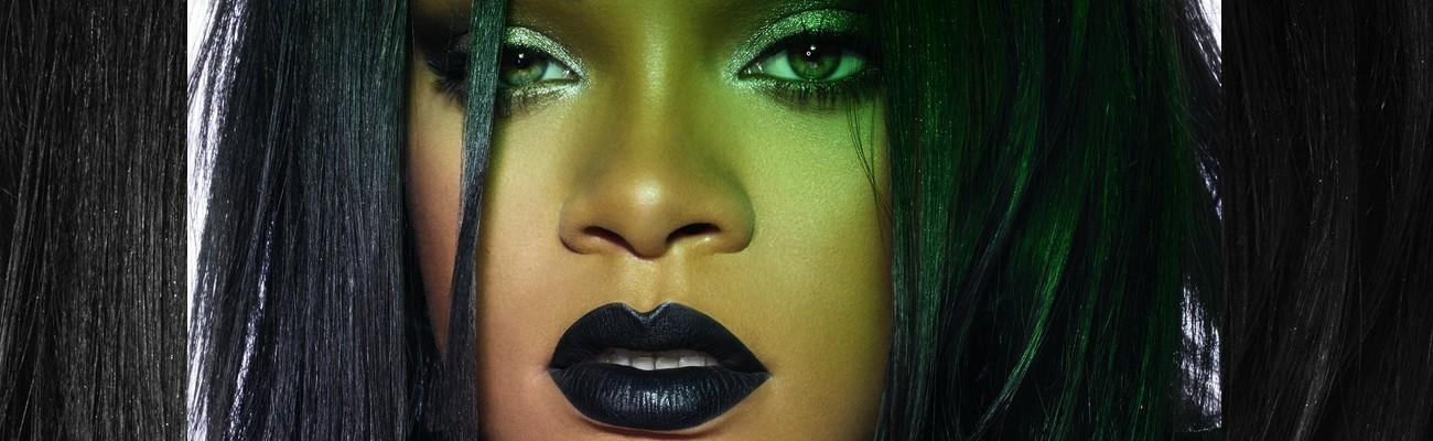 Meet Uninvited – smooth black Stunna Lip Paint