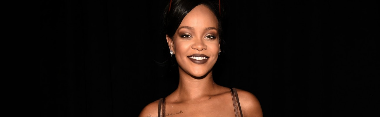 Rihanna releases new shade of Stunna Lip Paint