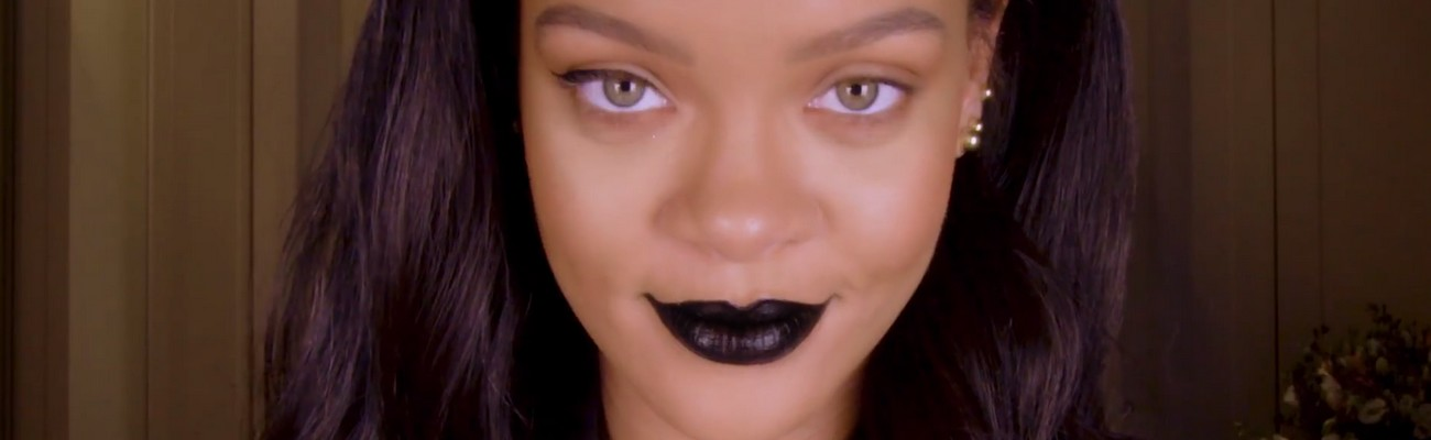 Tutorial Tuesdays: Halloween look by Rihanna