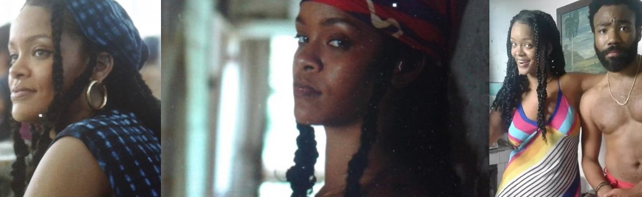Watch Guava Island trailer featuring Rihanna