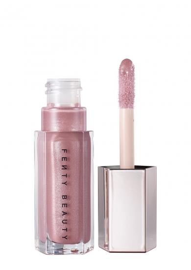 Rihanna Fenty Beauty Gloss Bomb in Fu$$y open lipgloss