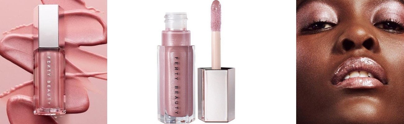 Meet Fu$$y – new Gloss Bomb from Fenty Beauty