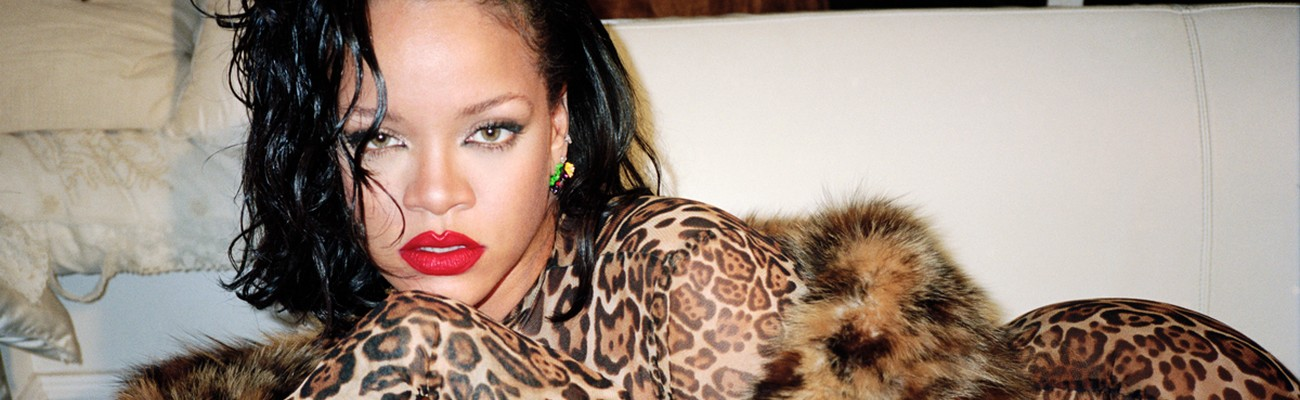 Interview Magazine: Rihanna talks music, love and faith