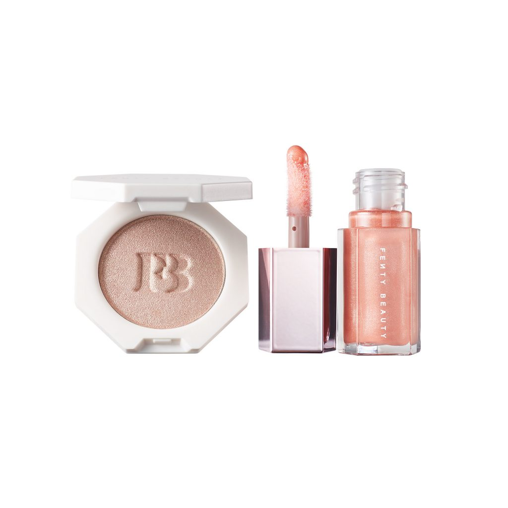 Fenty Beauty by Rihanna Bomb Baby 2 Mini Lip and Face Set
