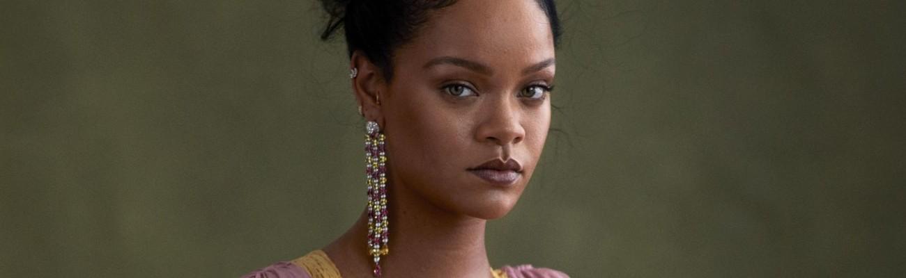 Rihanna talks music, love and Trump with Vogue