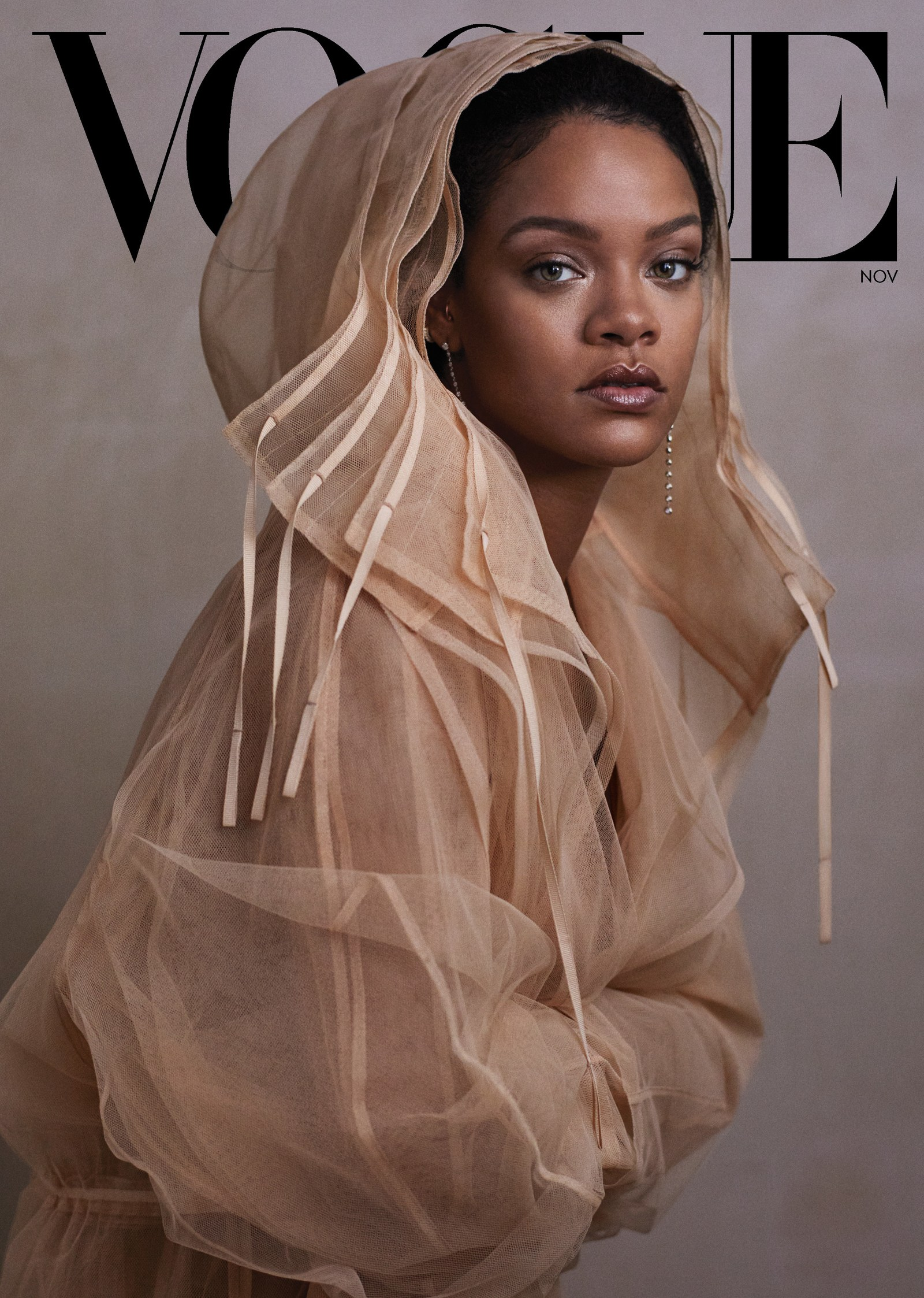 Rihanna for Vogue US November 2019