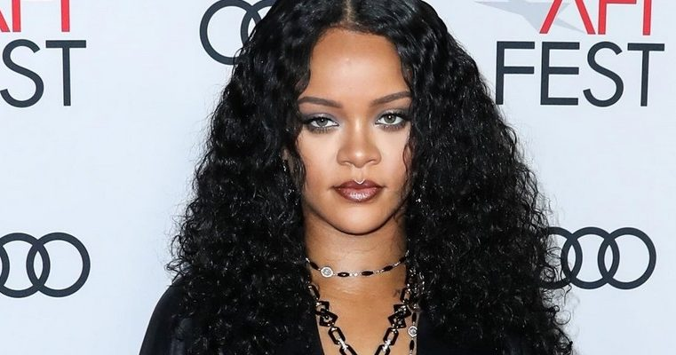 Rihanna attends AFI Fest