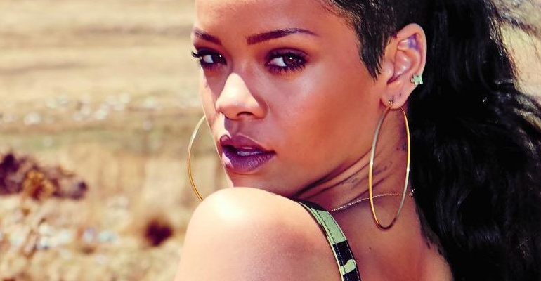 Rihanna on Billboard's decade-end charts