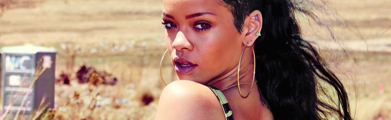 Rihanna on Billboard's decade-end charts