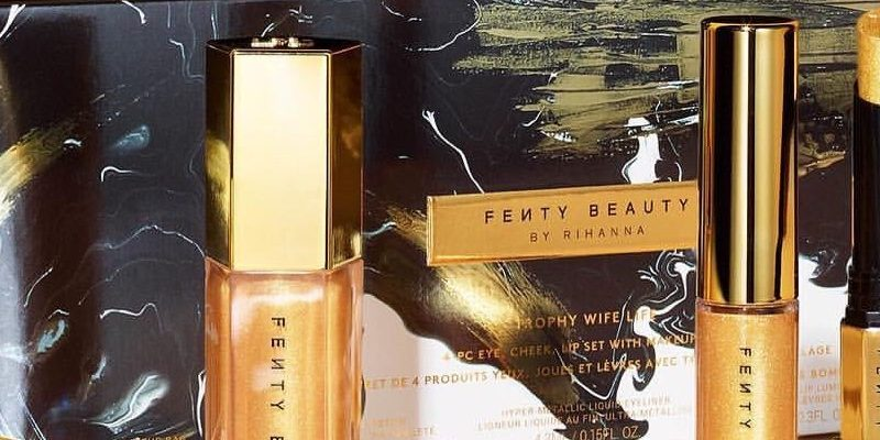 Become a true Trophy Wife with Fenty Beauty