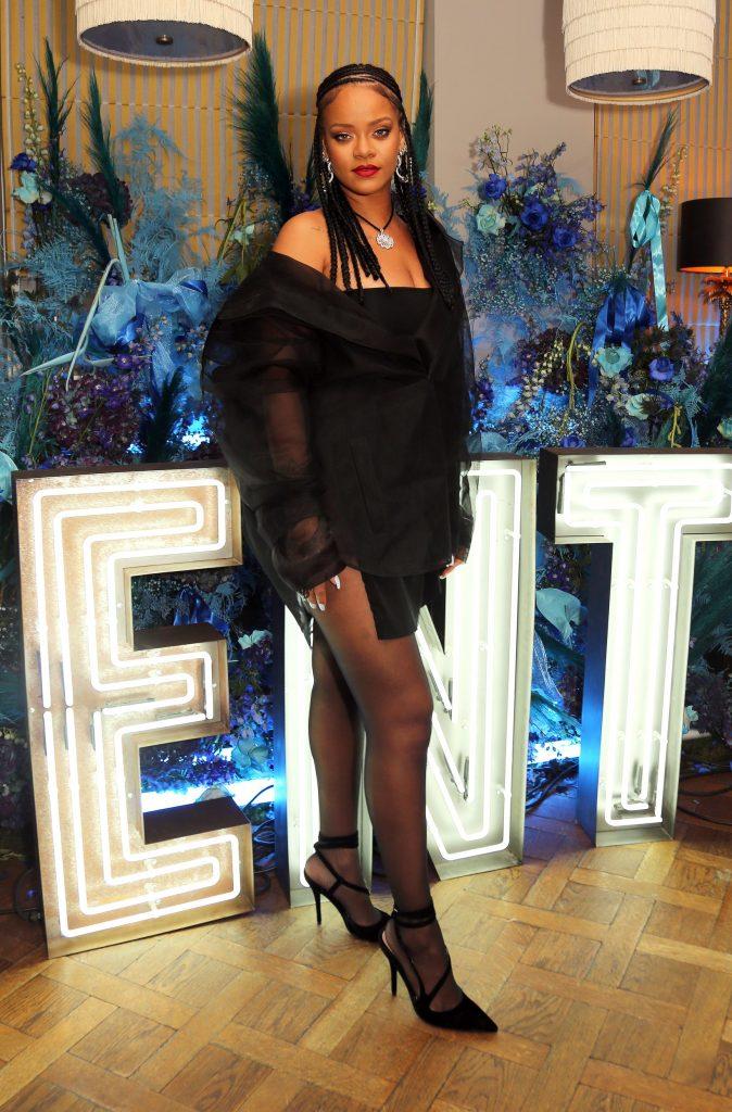 Rihanna at FENTY Fashion Awards 2019 after party