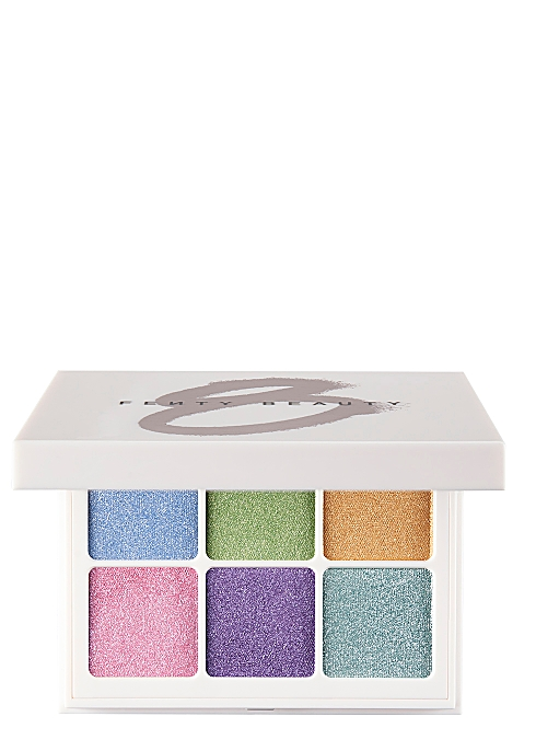 Fenty Beauty Snap Shadows Eyeshadow Palette Pastel Frost