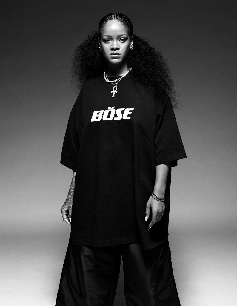 Rihanna for i-D Magazine 2020
