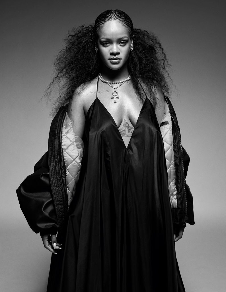 Rihanna for i-D Magazine 2020