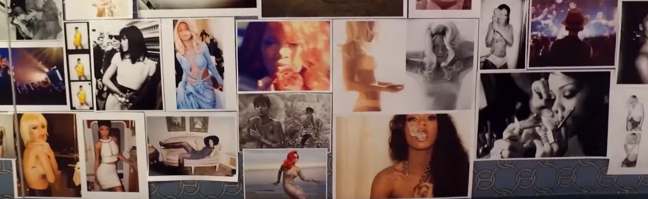 The Making of the Rihanna Book
