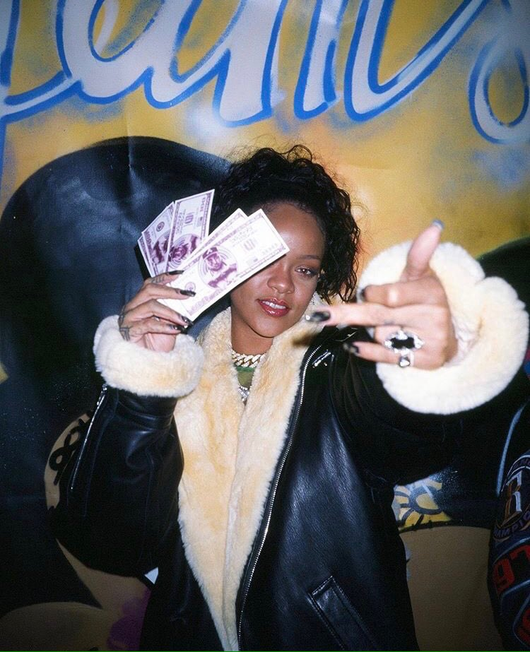 Rihanna at 2020 Yams Day Benefit Concert