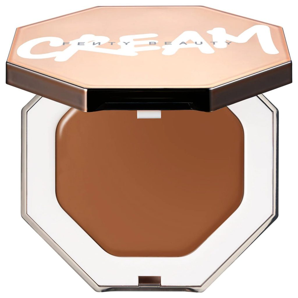 Cheeks Out Freestyle Cream Bronzer Hunnie Glaze