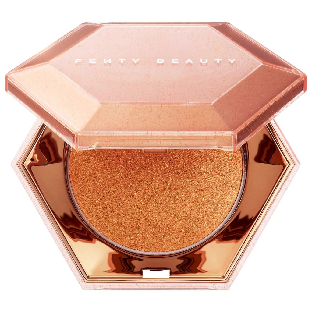 Fenty Beauty Diamond Bomb All-Over Diamond Veil Cognac Candy