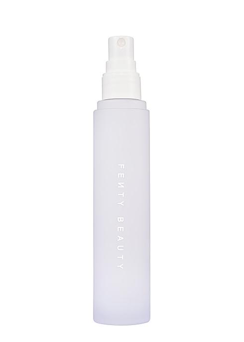 Fenty Beauty What It Dew Makeup Refreshing Spray Open