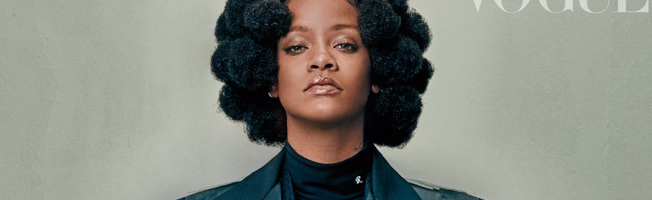 Rihanna covers May 2020 issue of British Vogue