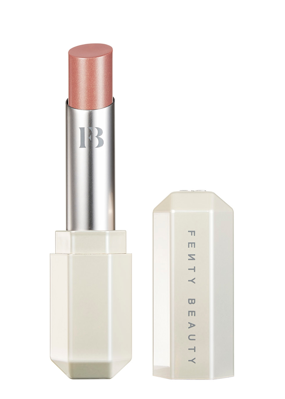 Fenty Beauty Slip Shine Lipstick Makeout Breakout