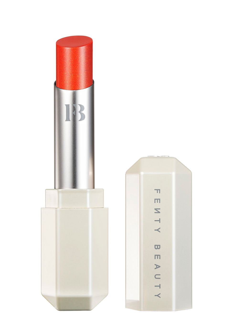 Fenty Beauty Slip Shine Lipstick Tang Thang