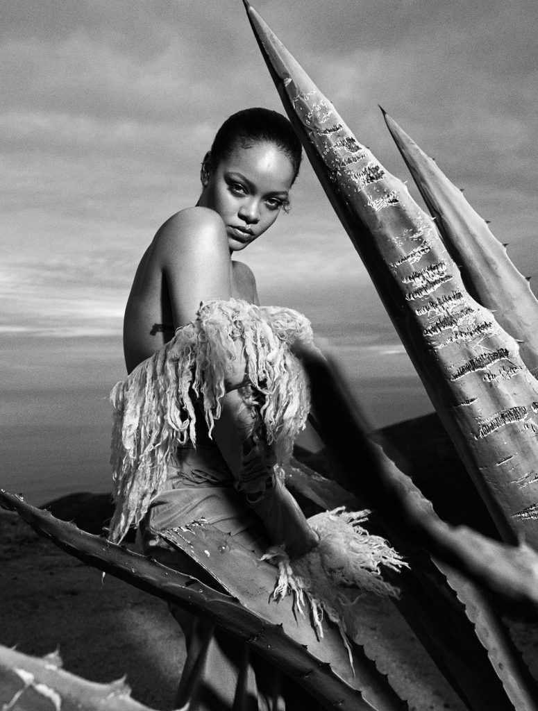 Rihanna covers September issue of Harper's Bazaar