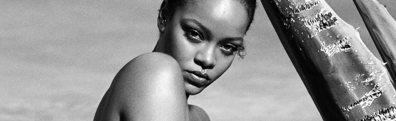 Rihanna covers Harper's Bazaar