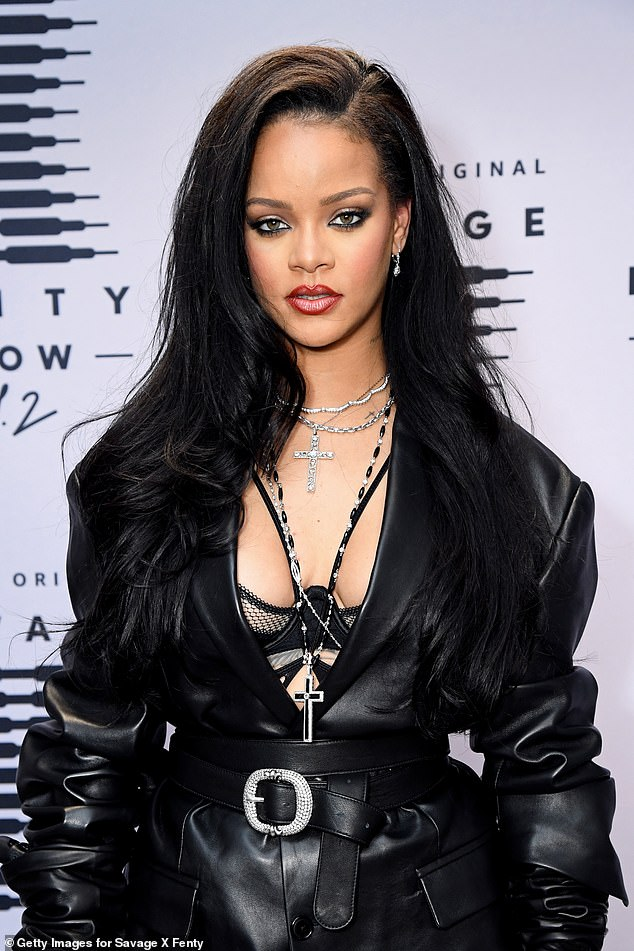 Rihanna at Savage x Fenty Show Vol. 2