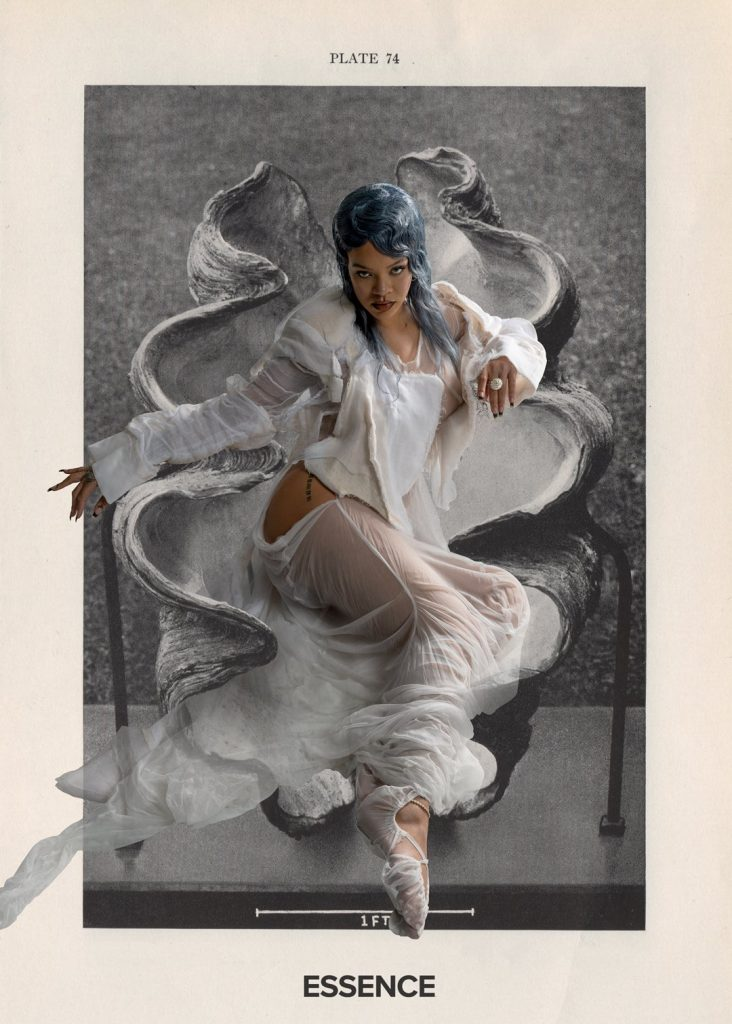 Rihanna for Esssence 2021 January/February