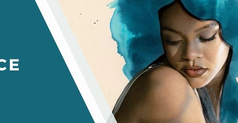 Rihanna covers ESSENCE in a mesmerizing collaboration with artist Lorna Simpson
